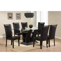 High quality wooden japanese style dining table