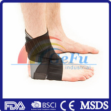 Nylon Pullover Heel Hole Elastic Ankle Support Band Protector Ankle Brace