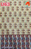 U63 100 cotton ankara african wax print fabric latest super wax fabric african wax prints fabric