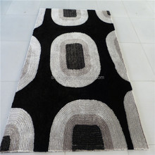 customized cut pile shaggy carpets and rugs
