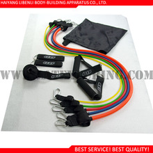 Make your own 11pcs heavy duty bodylastics resistance bands