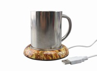 winter promotions Electronic mini portable office coffee heater USB cup warmer