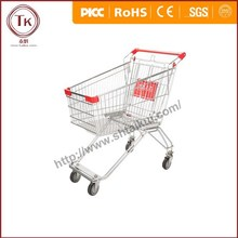 European style low price and high quality shopping trolley