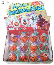 Magic Basketball Player Growing Toys Water Growing Ball