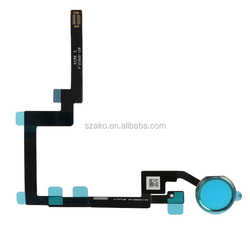 High Quality For iPad Mini 3 Home Button Key Flex Cable Assembly Replacement Part A1599 A1600 A1601