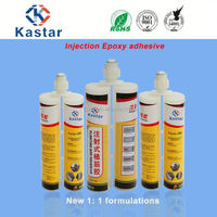 Strong adhesion epoxy anchor adhesive for Steel & for Bolts