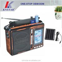 Solar power mp3 player AM/FM/SW1-8 10 band radio