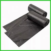 pink trash bags H0t654 ce iso high speed continuous rolling trash bag making machinery
