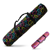 High Quality Durable Waterproof Pilates Yoga & Fitness Mat Bag w/ Straps