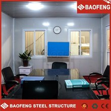 flexible layout modern prefabricated used containers office for sale in pakistan
