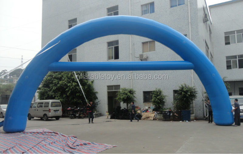 2015 cheap inflatable arch for sale ,inflatable finish line arch