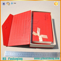 Custom decoration book shaped gift box wholesale cardboard paper box