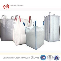 2015 newest lowest price fibc bag,bag100% raw material 1ton bulk bag 1 ton big bag wholesale ,Container bag with logo printing