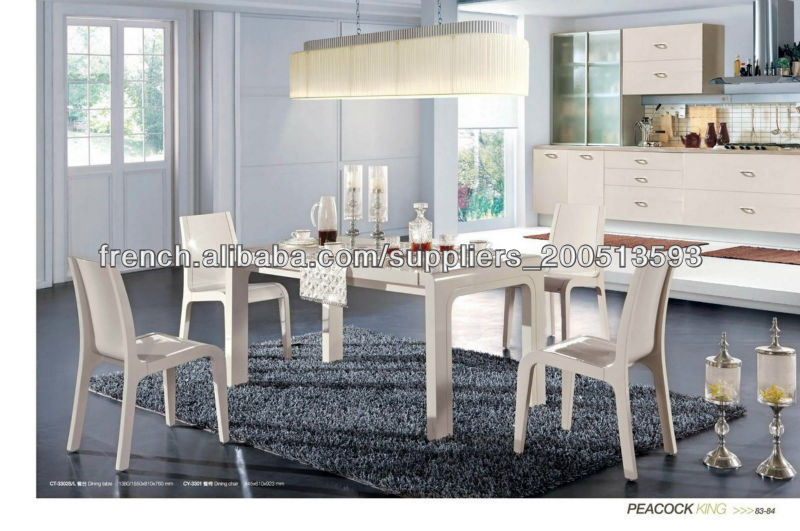 Ct3302l cy3301 mobilier de salle manger moderne lots for Mobilier salle a manger moderne