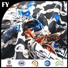 Factory Direct Digital Printing 100% Silk Chiffon Fabric