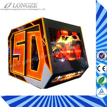 4 Seats/6 Seats Hydraulic/Electronic Top Sell Electronic 5D 7D Cinema