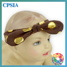 Fashion Baby Headbands Knot Tie Headband Vintage Head Wrap Hair Accessories