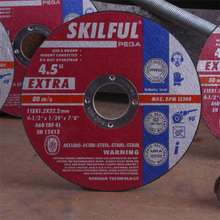 china supplier T41 115x1x22.2 polishing and grinding cutting wheel 80m/s