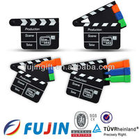 3 in 1 film shape multicolor highlighter/hot novelty pen/new office & school products/novel promotional articles