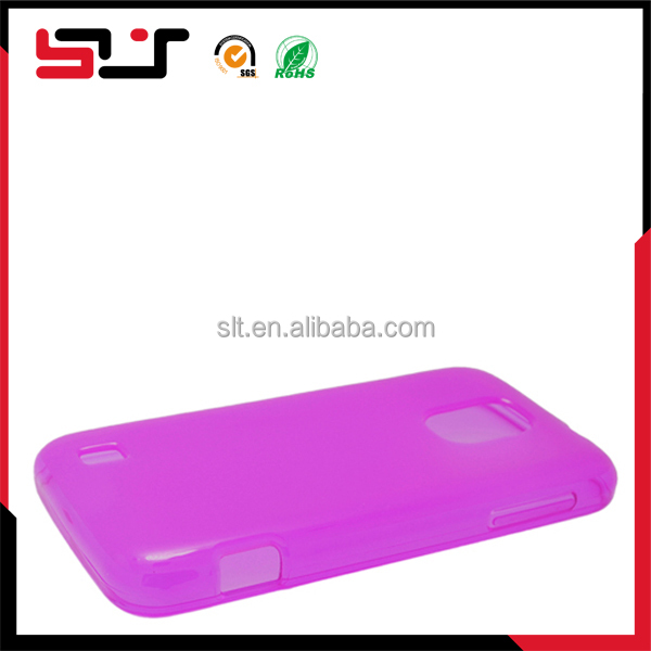 Newest 2014 thin shockproof tpu soft back cover for zte source n9511 silicone case