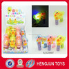 surprise sweet candy toys for kids gifts bubble gun with light 8pcs