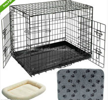 Hot Selling Convenient Stainless Wire Steel Pet Dog Cage Wire Rabbit House