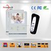 Home security camera door entry system video doorphone