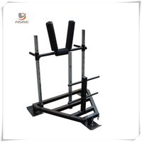 Power training sled Crossfit pull and push speed prowler sled