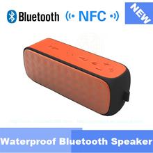 portable wireless mini outdoor handfree NFC cheap bluetooth speaker with innovation design