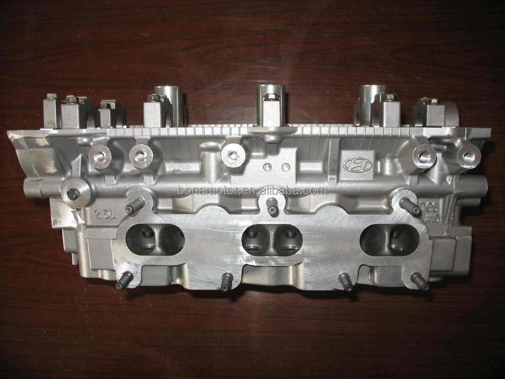 Cylinder Head For Hyundai Cars G6ba 2 5 2 7 V6 24v Dohc