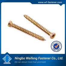 China zhe jiang hai yan fastener manufacturer & Supplier #6-32 unc plastic furniture glides with screw screw