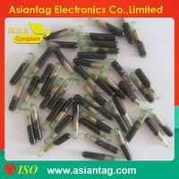 RFID Glass Capsule Tag ISO11784/5 Animal Microchip