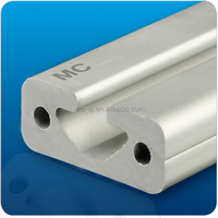light weight aluminum profile for kitchen cabinet