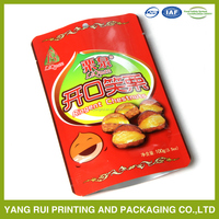 potato chip food packaging film roll for bag pouch