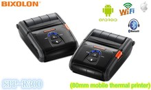 Mobile 80mm mirco IOS bluetooth receipt printer SPP-R300 for Iphone