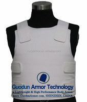 Hot Selling NIJ level Comfortable and Concelable VIP bullet proof Vest for VIP, Police & Military user