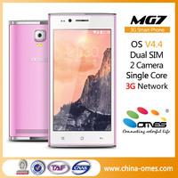 Low Price Unlocked Chinese 4.5'' 3G WCDMA 2 Camera Celular