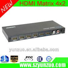 high speed HDMI matrix switcher