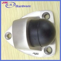 China supplier special shape zinc alloy door stop for kitchen cabinet