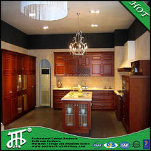 Customized high quality wooden kitchen pantry cupboard