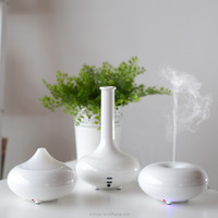 Round white better than air purifier,can use essential oil is atomization diffuser,electric aroma diffuser