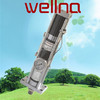 Good qualiry Wellna WNBH pneumatic cylinder price and adjustable hydraulic cylinder for fitness