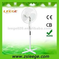 White And Black 16 Inch Energy Saver Fans