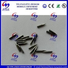 tungsten pins / pure tungsten electrode at high quality