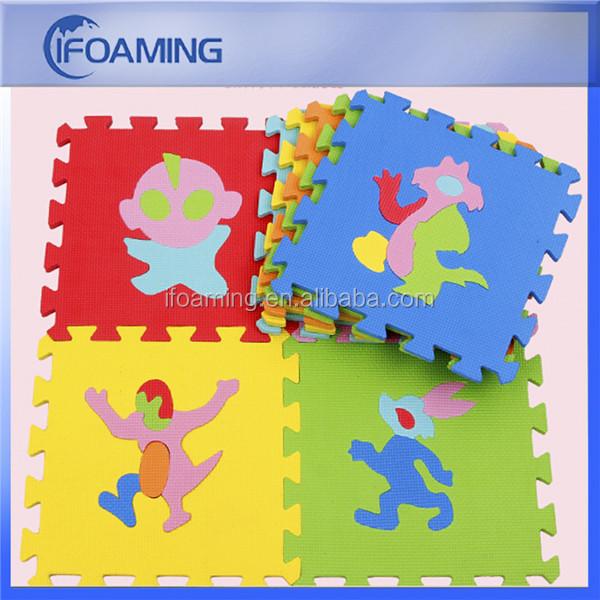 아이 바닥 퍼즐 번호 매트/숫자 벽 차트 아이/수학 크로스 번호 ...