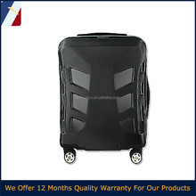 sport travelmate luggage 100% pc trolley bag