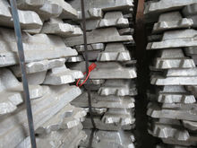 hot selling aluminum ingot 2013