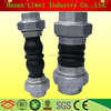 Spool Arch double bellows female union rubber expansion Joint