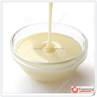 Not intense, rich natural condensed milk aroma flavor for Icecream