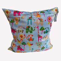 Ohbabyka Cloth Diaper Pails Liners,Diaper Tote Bags for hanging diapers